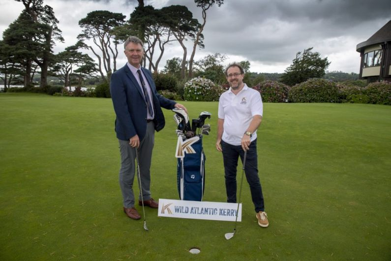 What holes would make up the Kerry Ryder Cup Course