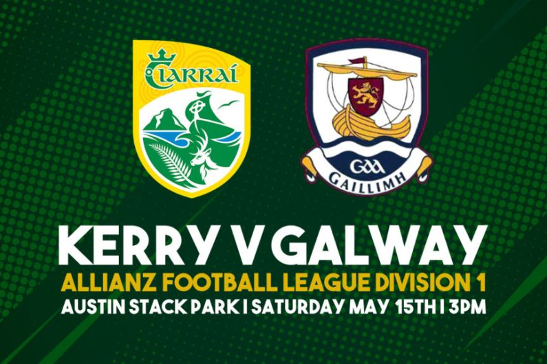 LIVE BLOG | Kerry v Galway | Allianz Football League Round 1