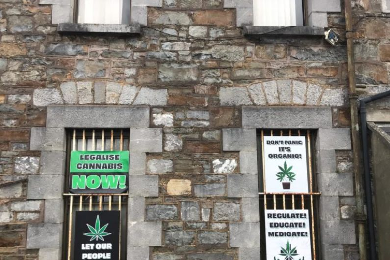 Cannabis protest events held in Killarney today