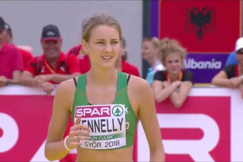 Killarney Athlete off to a winning start as her High Jump season gets underway