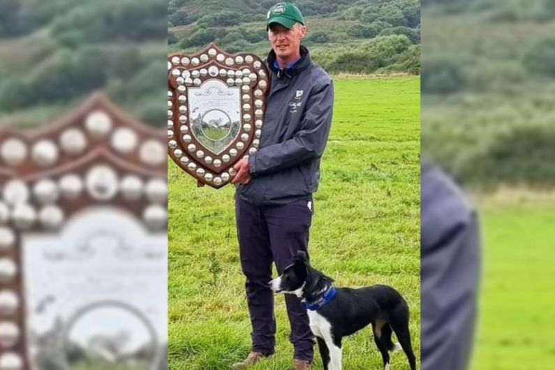 Kerry farmer and his dog claim coveted international sheepdog title
