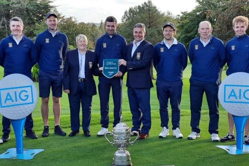 Killarney are Junior Cup Champions