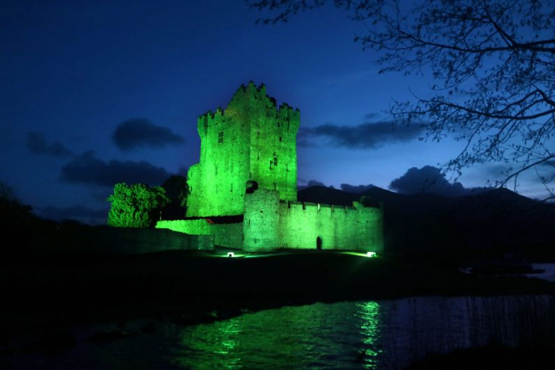 Iconic Kerry landmark to be lit up in green for St. Patrick's Day