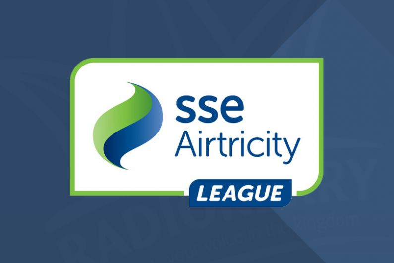 SSE Airtricity League Premier Division continues tonight