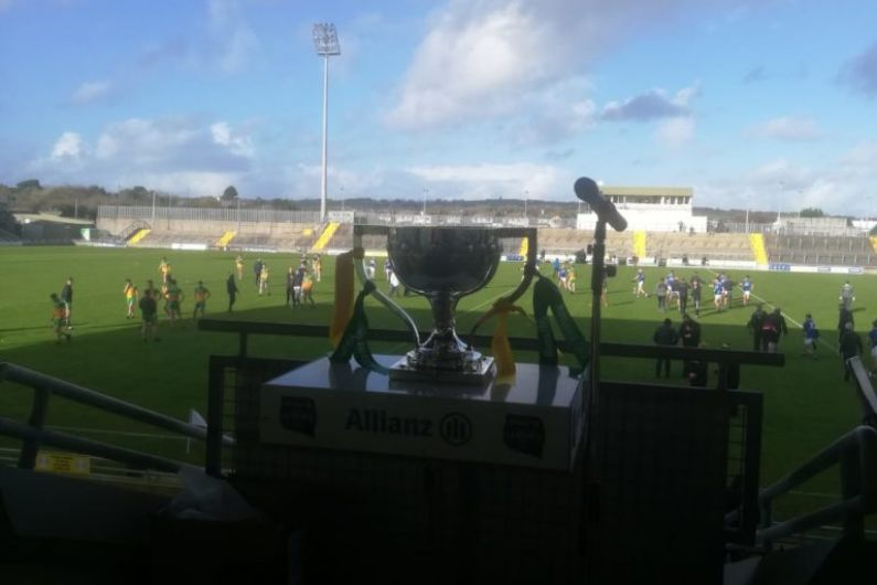 Inter-county football returns this afternoon