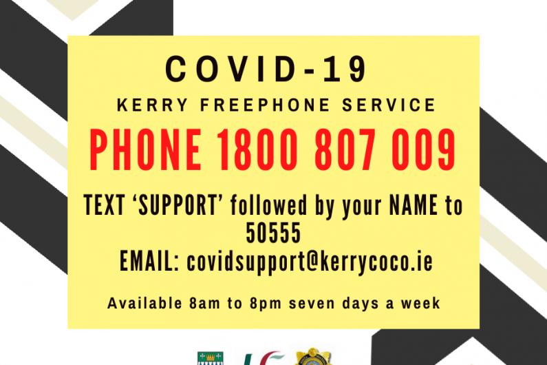 Virtual appreciation night to recognise Kerry Community Response Forum efforts