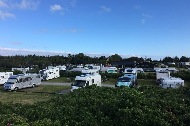 Campervan and motor home parking sites need to be established around Kerry