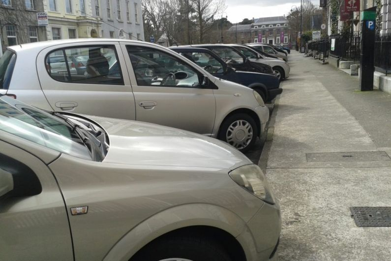 Proposals would see over 140 car parking spaces lost throughout Kerry