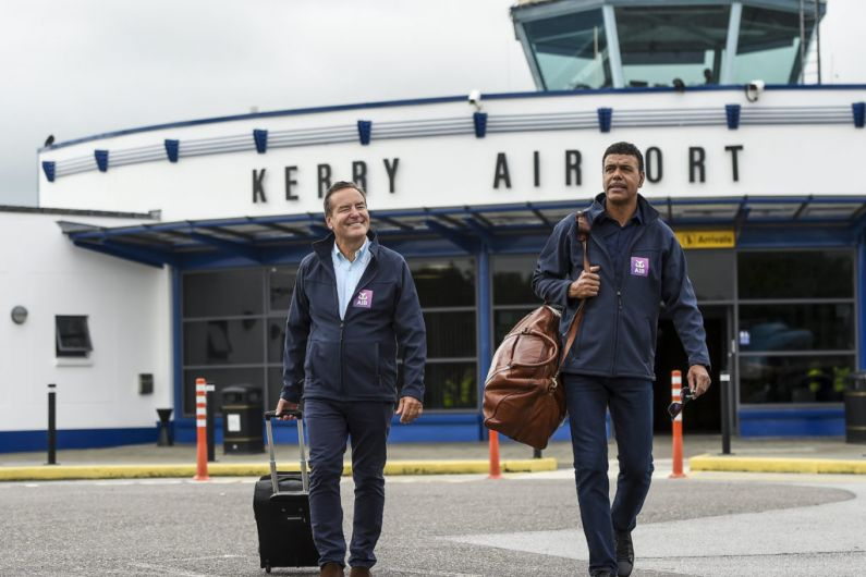 Kerry Airport passenger numbers fall by over three quarters