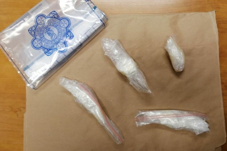Man found with suspected cocaine down his trousers in Listowel