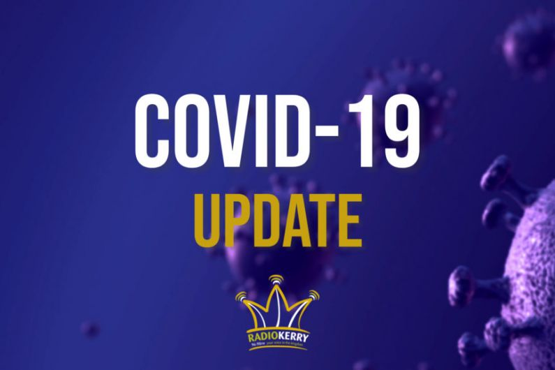 5 additional COVID-19 related deaths and 527 new cases confirmed this evening, including 20 in Kerry
