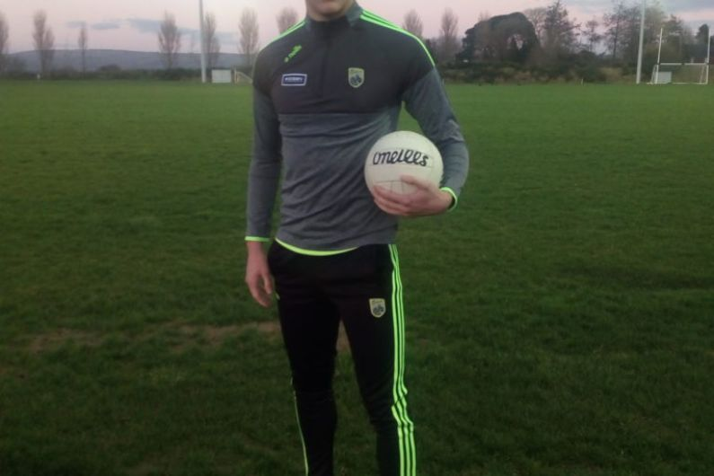 All Star Nomination For Kerry Forward