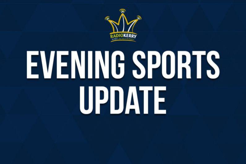 Evening Sports Update