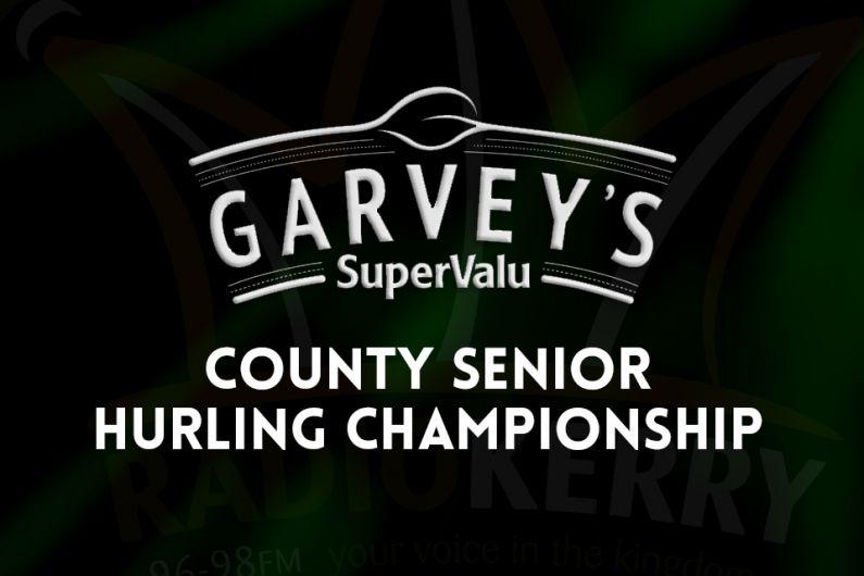 Kilmoyley & Lixnaw Meet Tonight In County Senior Hurling Championship Semi-Final