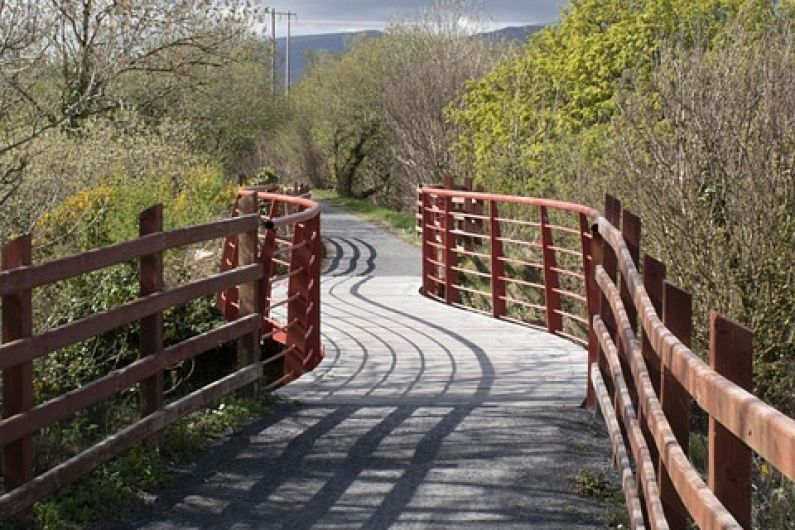 Kerry's first greenway to be completed by end of February