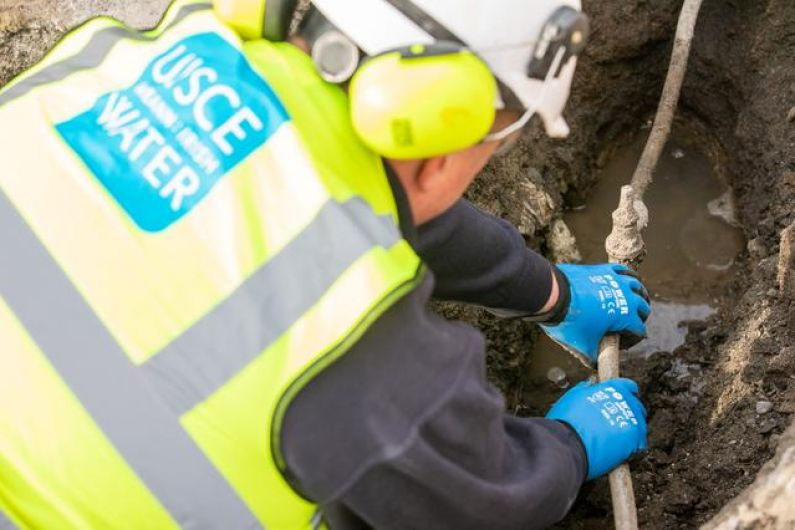 Enough water to supply 2,500 homes saved by fixing leaks in Kerry during December