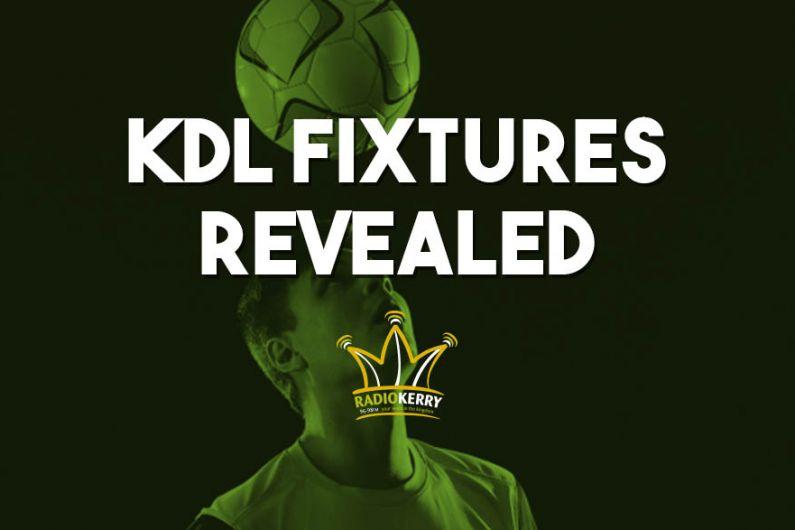 KDL weekly fixtures