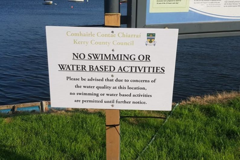 Swimming bans lifted at two South Kerry beaches
