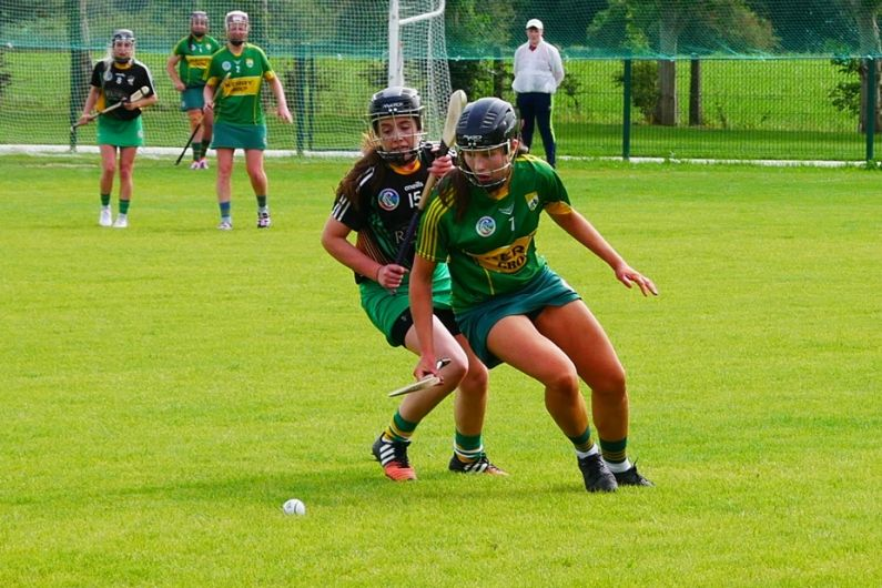 Victory for Kerry camogie team; U16s play today