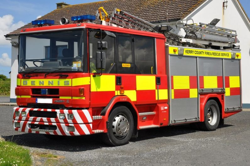 Busy night for Kerry's fire service with more than a dozen gorse fires
