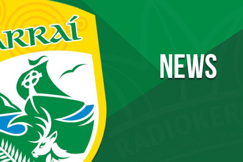 Pat Falvey Looking Forward To Kerry Senior Football Role