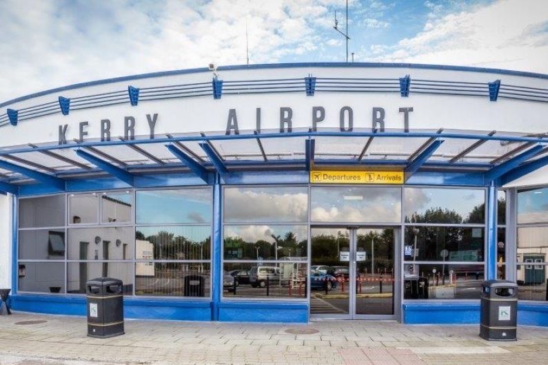 Over €1.7 million in funding for Kerry Airport