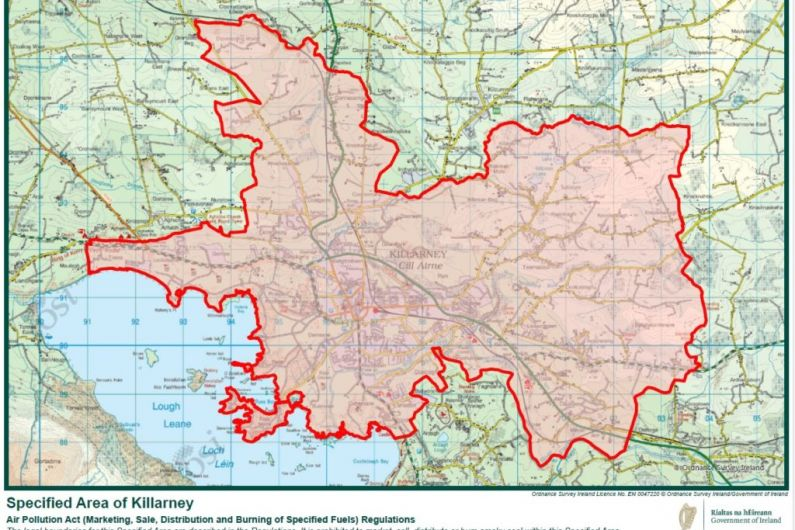 Killarney becomes a Low Smoke Zone - Explained