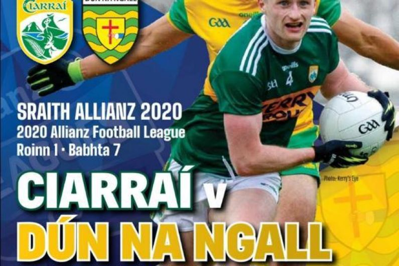 League Glory Can Be Kerry's Today