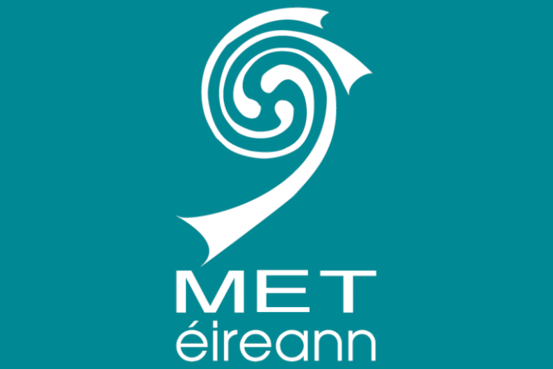 Yellow rainfall warning in place for Kerry tomorrow