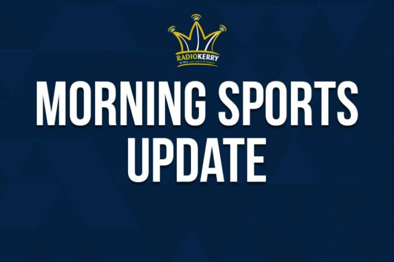 Lunchtime Sports Update