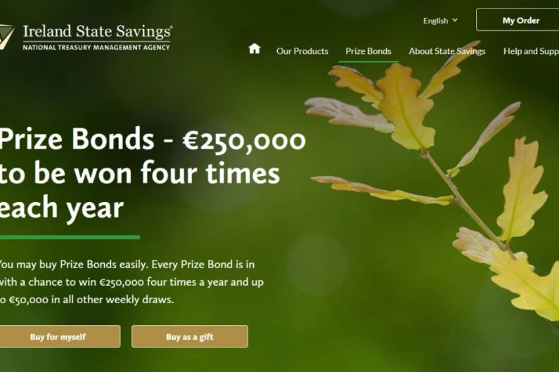 Kerry person wins €50,000 on Prize Bonds
