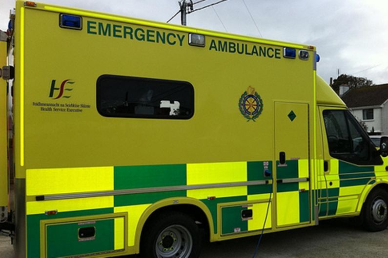 No injuries after two-car collision outside Dingle