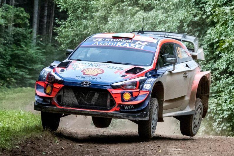 Paul Nagle looks back on 2020 Rally season