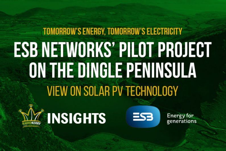 ESB Networks' Pilot Project on the Dingle Peninsula – View on Solar PV Technology