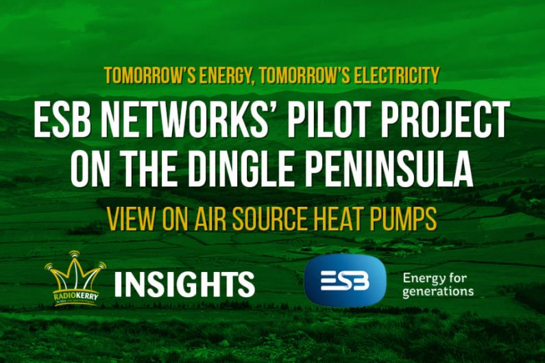 ESB Networks' Pilot Project on the Dingle Peninsula - View on Air Source Heat Pumps