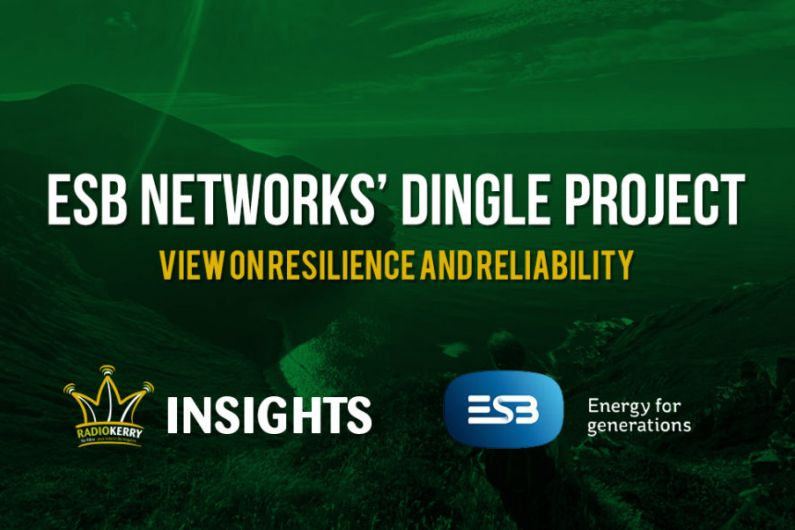 ESB Networks' Dingle Project - Resilience and Reliability