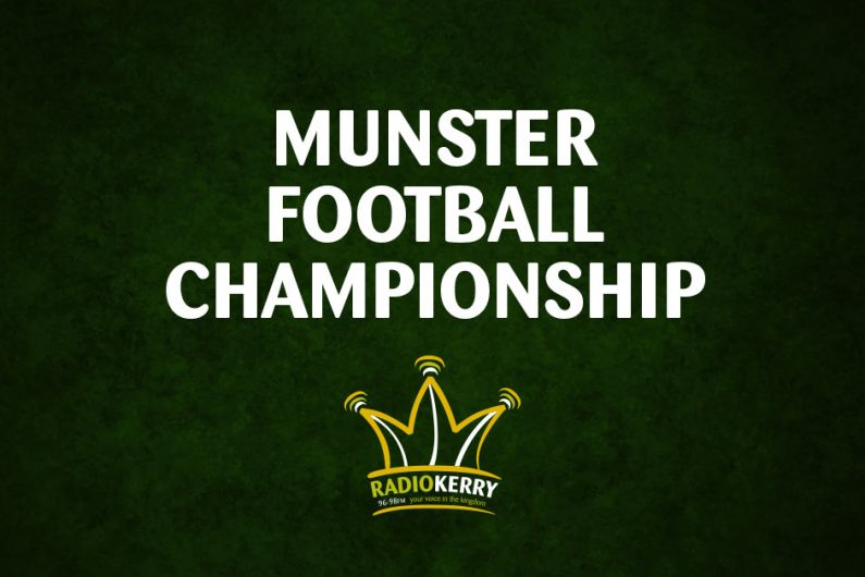 Munster Senior Football Championship draw on Monday