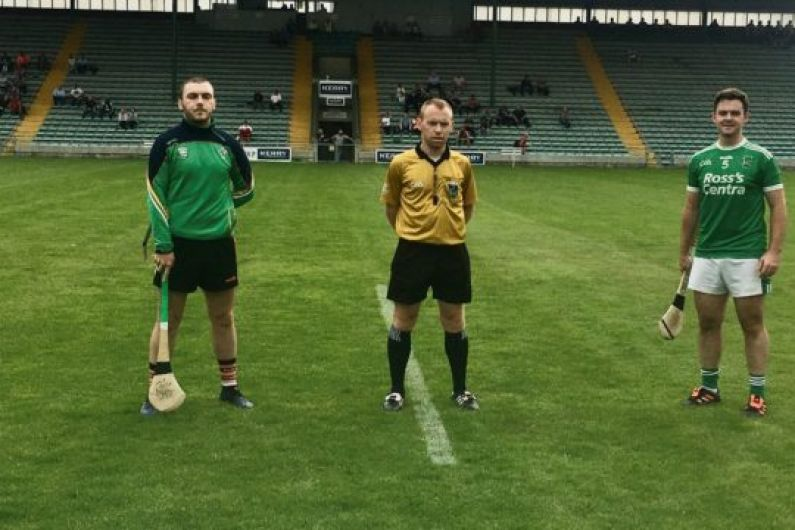 Ballyduff Progress In County Hurling Championship