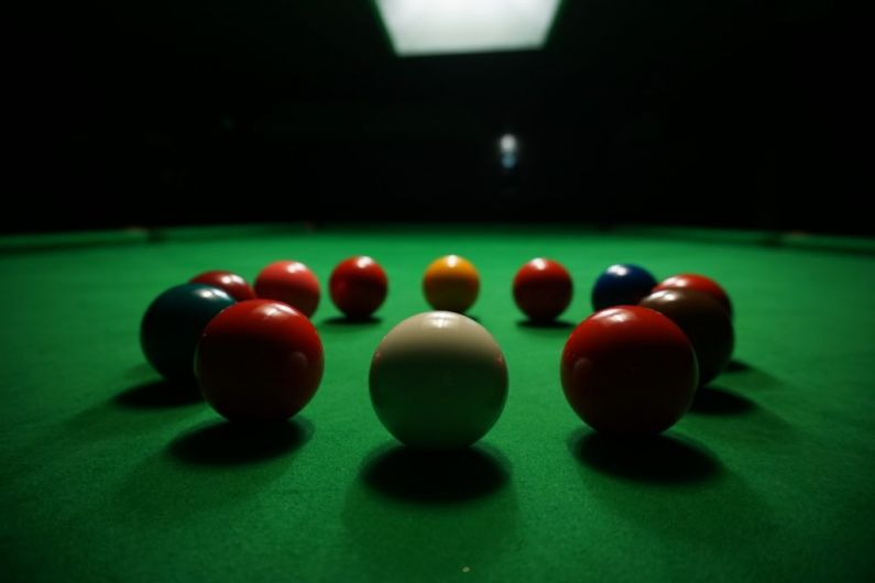 Strong Kerry representation in National Challenge Snooker Championship