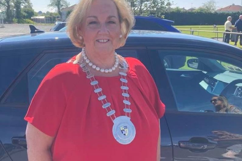 Peggy Nolan appointed new Cathoirleach of County Longford