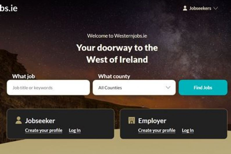 New jobs website launched for west of Ireland
