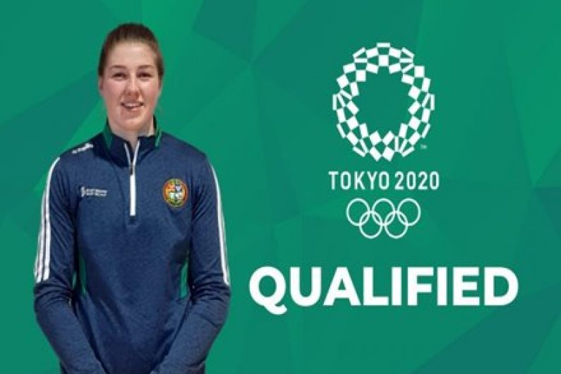 Aoife O'Rourke qualifies for Tokyo Olympics