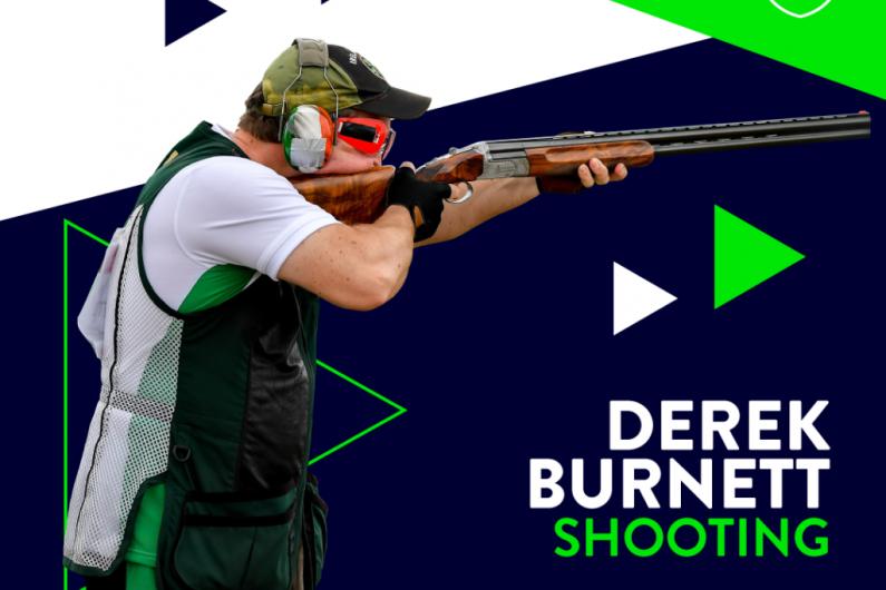 Derek Burnett completes his 5th Olympic games