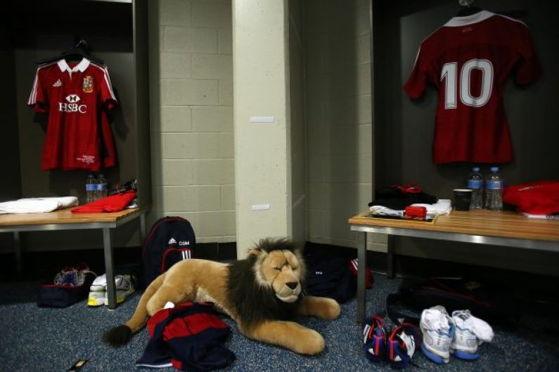Bundee Aki becomes a lion