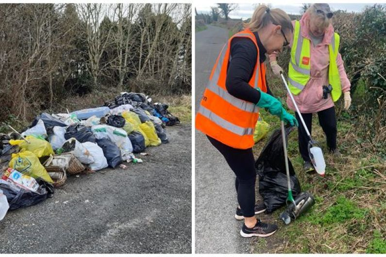 Longford County Council delighted with community 'Keep It Clean' efforts