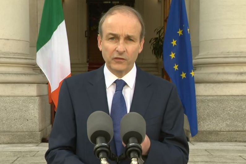 Taoiseach confirms indoor drinking & dining not to reopen until mid July