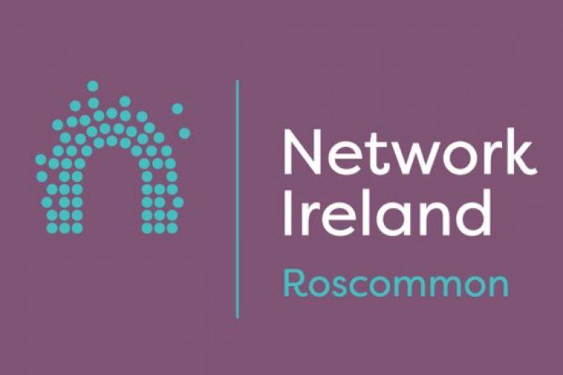 Network Ireland Roscommon President Amy O'Connor
