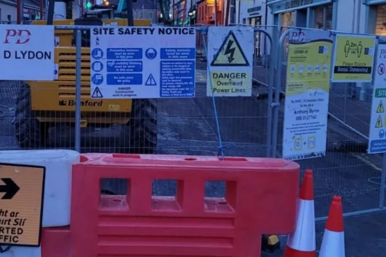 Access to Roscommon town Main Street opened in bid to ease traffic