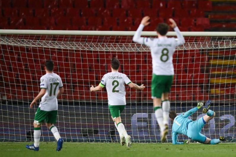 Ireland fall to Serbia in Belgrade