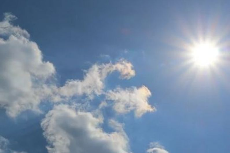 Hottest day of March recorded in 'Costa del Roscommon'